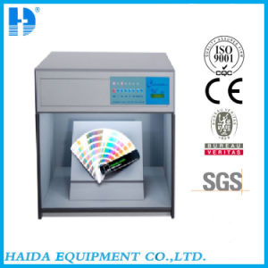 Color Printing Products Color Assessment Cabinet for Textile / Fabric Test pictures & photos