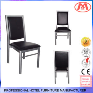 Hot Sale Cheap Price Modern Red Aluminum Banquet Chair pictures & photos