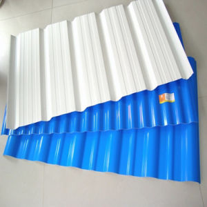 10 Years Guarantee 100% Sabic Lexan Clear Color Coated Corrugated Roofing Panels/Sheet pictures & photos