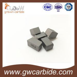 Cemented Carbide Brazed Tips C10 C12 C16 C20 pictures & photos