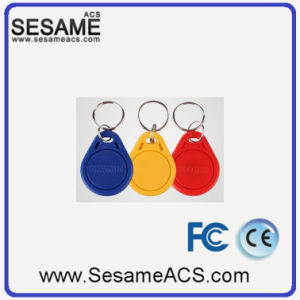 125kHz ABS RFID Keytag/Keychain/Keyfob for Door Lock (SD3) pictures & photos