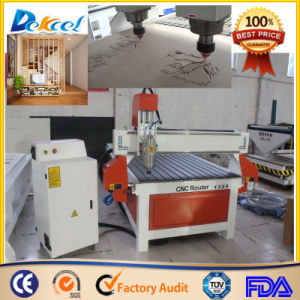 Single Head CNC Carver Wood Engraving Machinery CNC Router pictures & photos