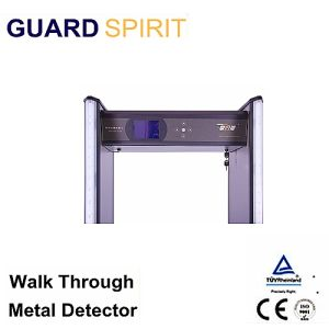 High Sensitivity Cheap Price Security Metal Detector Gate (XYT2101LCD) pictures & photos