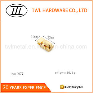 Customized Design Metal Turn Lock Twist Lock Handbag Lock for Handbags pictures & photos