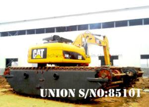 Cat 320d (20t) Hydraulic Amphibious Excavator pictures & photos