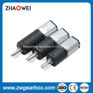 12mm 3 Volt DC Spur Gear Motor with Micro Gearbox pictures & photos