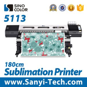 Transfer Paper Sublimation Printer Sinocolor Wj-740PRO, 1.8meter pictures & photos