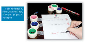 Writable Strong Adhesive Invisible Tape pictures & photos