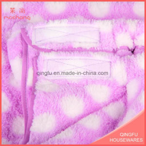 Coral Fleece Bath Towel Textile High Quality Soft Towel pictures & photos