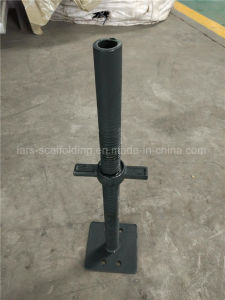 High Quality Swivel Base Jake for Kwickstage Scaffold System pictures & photos