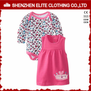 Baby Wear Toddler Gilrs Boutique Clothing Spring Summer (ELTBCI-9) pictures & photos
