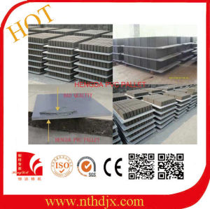 Cement Hollow Paving Brick Block Plastic PVC Pallet pictures & photos
