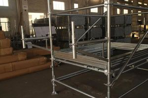 Side Bracket for Ringlock System Scaffolding pictures & photos