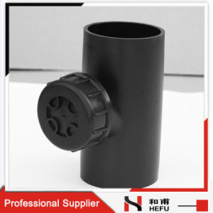 Access Fitting with Screwed Access Cover 90deg Inspection Hole Siphonic Pipe Access Fitting pictures & photos