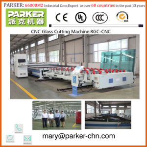 Window Door and Facade CNC Glass Cutting Machine pictures & photos
