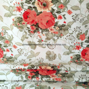 100%Polyester Disperse Printed Fabric 120GSM for Bedding Set pictures & photos