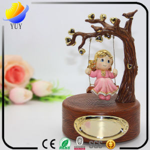 Exquisite Gift Sonw Globe and Novel Shape Music Box pictures & photos