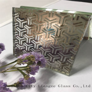 6mm+6mm Customized Art Glass/Sandwich Glass/Tempered Safety Laminated Glass for Decoration pictures & photos