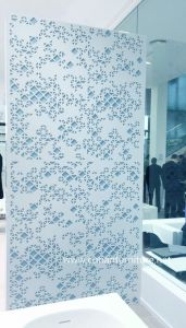 Interior Corian Solid Surface Backlit Pattern Caved Wall pictures & photos