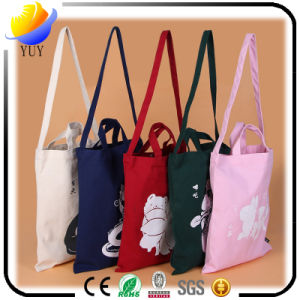 Top Grade Canvas Bag Foldable Shopping Bag and Promotional Custom Printed Gift Bag pictures & photos