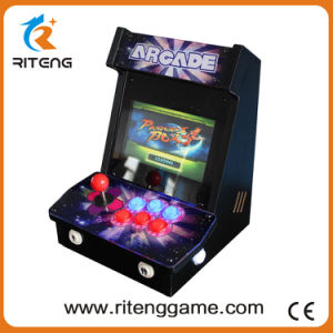 Mini Bartop Arcade Video Game Arcade Game Machine Cabinet pictures & photos