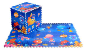 Baby Play Mat Stitching Style Lock Safety Material Practice Crawling for Baby 0860b pictures & photos