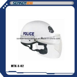 Half Face Double Visors Modular Flip up Motorcycle Helmet pictures & photos