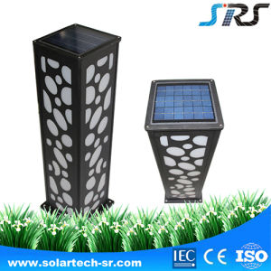 OEM Solar Powered Lawn Lamps Stainless Steel Ground Insert Sensor Lamp with Ce and RoHS pictures & photos