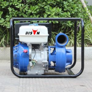 Bison (China) BS40I New Type 4 Inch 4-Stroke Air-Cooled Portable Gasoline High Pressure Pump with Strong Power pictures & photos