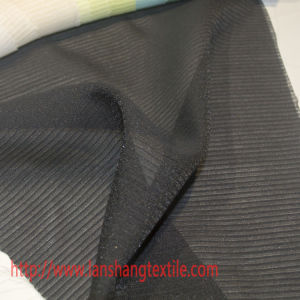 Chemical Fabric Polyester Fabric Dyed Jacquard Fabric for Woman Dress Garment Curtain Home Textile pictures & photos
