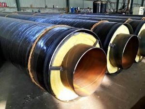 Polyurethane Thermal Insulation Pipe pictures & photos