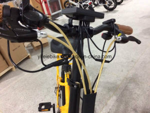 20 Inch Fast High Power Fat Tire Folding Electric Bicycle Emtb with Throttle pictures & photos