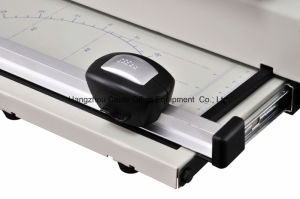 Professional Supplier Glue Binder with Creasing Perforating Cutting Desktop Gluing Hot Glue Binder pictures & photos