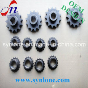 Forging and Rolling Steel Chain Wheel pictures & photos