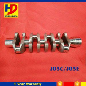 J05e Crankshaft for Hino Diesel Parts pictures & photos