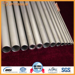 Customizable ASTM B338 Industrial Gr12 Titanium Tube in Stock pictures & photos