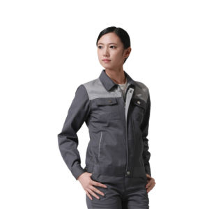 Industrial Mechanic Safety Worker Uniform of Cotton for Women pictures & photos