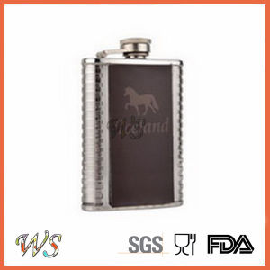 DSC_0103 Whisky Hip Flask/Stainless Steel Hip Flask/8oz Hip Flask pictures & photos