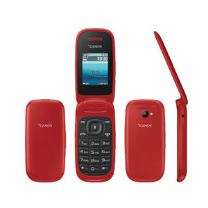 1.8 Inch Qvga Screen, Mini Flip Feature GSM Phone pictures & photos
