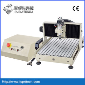 PVC Acrylic Cutting Engraving Carving CNC Router Machine pictures & photos