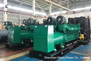 2050kVA 1640kw Standby Power Yuchai Inductrial Generator Diesel Generator pictures & photos