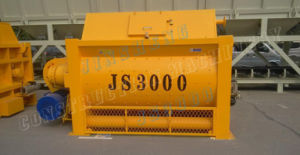 Popular Machinery New Big Capacity Js3000 Forced Concrete Mixer pictures & photos