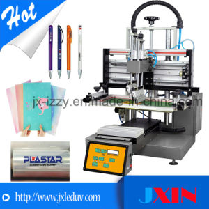 Screen Printing Machine with Slide Table