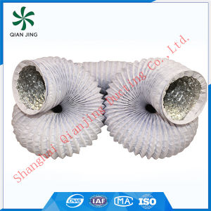 10inches Combi PVC Aluminum Flexible Duct for HVAC Systems pictures & photos