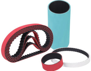 Coated Timing Belt for Packing Machine pictures & photos