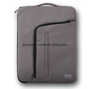 Wholesale Shockproof Slim Carrying Laptop Case, OEM Fashion 13 Inch Laptop Sleeve with Zipper pictures & photos
