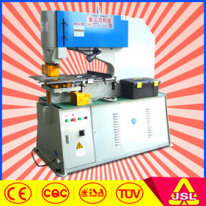 Q46y Hydraulic Punching Machine Double Holes Punch Press pictures & photos