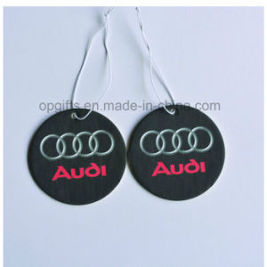 Promotional Gifts Hanging Paper Car Air Freshener Perfume pictures & photos