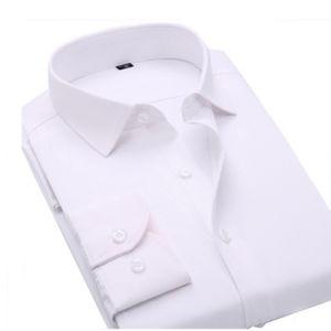 Men′s Casual Plain Business Cotton Slim Fit Long Sleeve Shirts pictures & photos