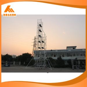 Double Width Main Attached Scaffolding, Used Scaffolding for Sale pictures & photos